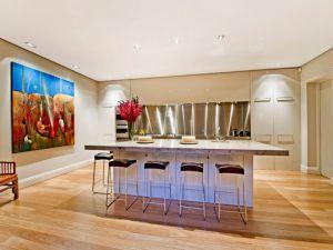 Kitchen - Freestanding House, Fairfax Road, Bellevue Hill, Cohen Handler Buyer's Agents - Client Purchase