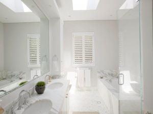 Bathroom - Freestanding House, Bulkara Road, Bellevue Hill - Cohen Handler Buyer's Agents Client Purchase