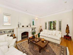 Livingroom 2 - Freestanding House, Fairfax Road, Bellevue Hill, Cohen Handler Buyer's Agents - Client Purchase