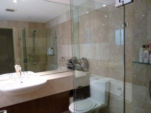 Bathroom - Victoria Road, Bellevue Hill, Cohen Handler Buyer's Agents Client Purchase
